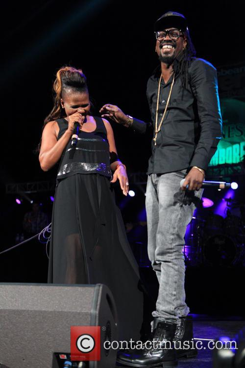 Beenie Man and Lady Saw