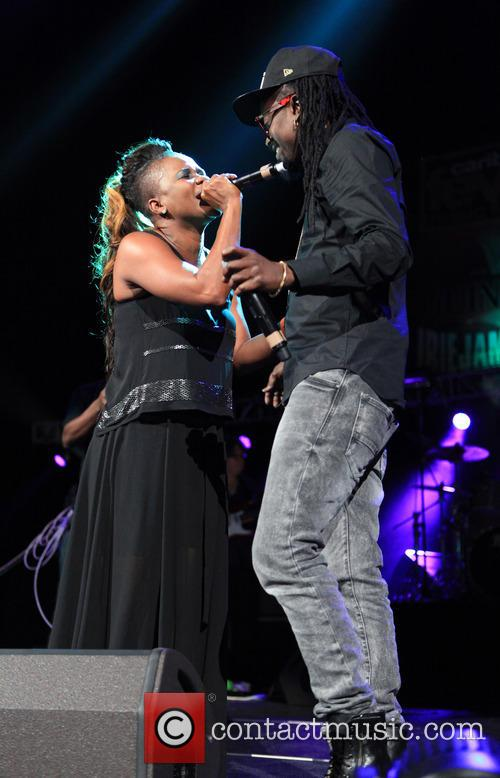 Lady Saw and Beenie Man 4
