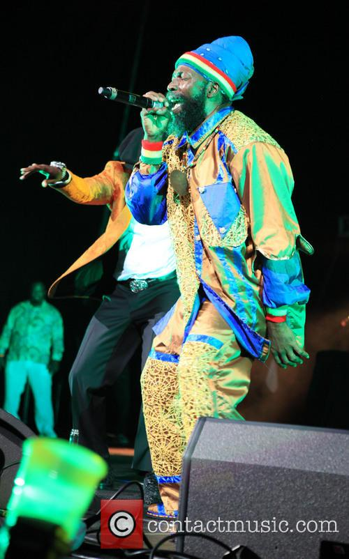 Shabba Ranks and Capleton