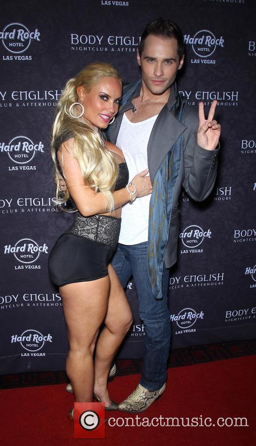 Coco Austin and Josh Strickland 2