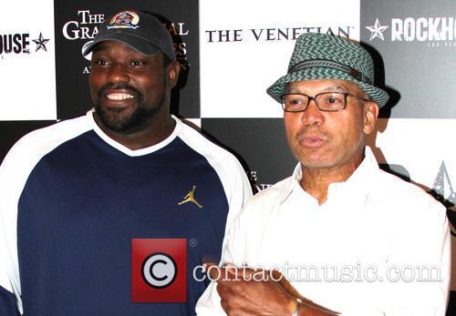 Warren Sapp and Reggie Jackson 5