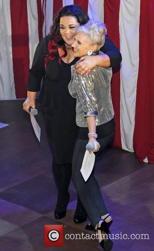 Anita Dobson and Lisa Riley 3