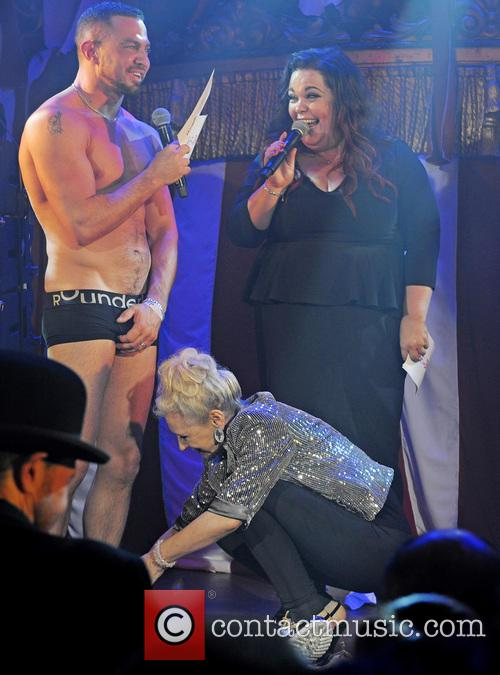 Robin Windsor, Anita Dobson and Lisa Riley 2