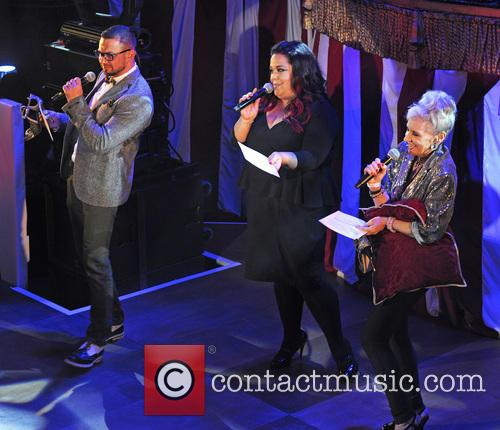 Robin Windsor, Anita Dobson and Lisa Riley 3