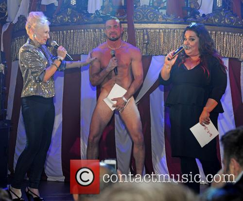 Robin Windsor, Anita Dobson and Lisa Riley 5