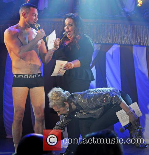 Robin Windsor, Anita Dobson and Lisa Riley 8