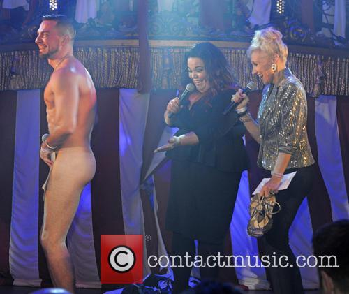 Anita Dobson, Robin Windsor and Lisa Riley 5