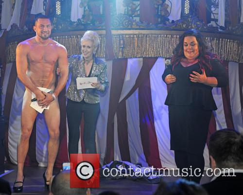 Robin Windsor, Anita Dobson and Lisa Riley