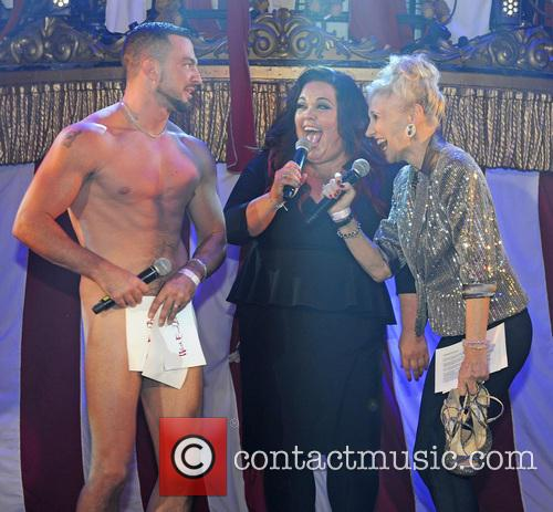 Anita Dobson, Robin Windsor and Lisa Riley 1