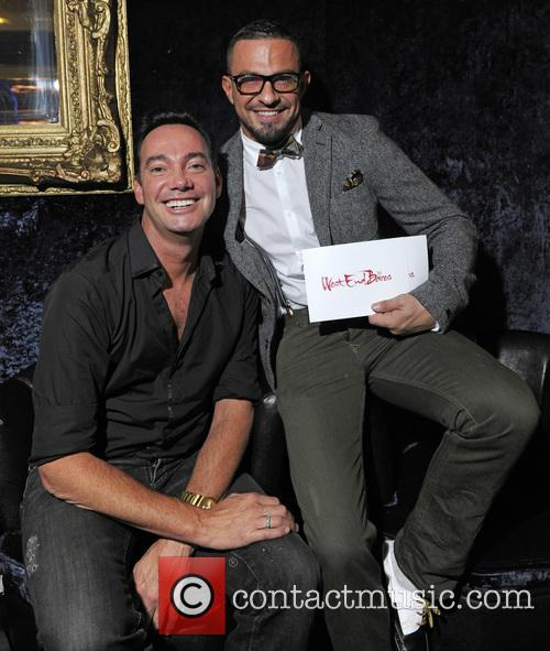 Robin Windsor and Craig Revel Horwood 4