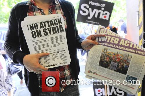 Syria and Protesters 2