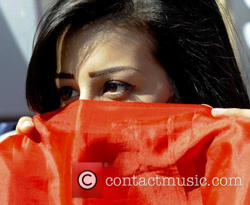 Syria, Protesters, Trafalgar Square