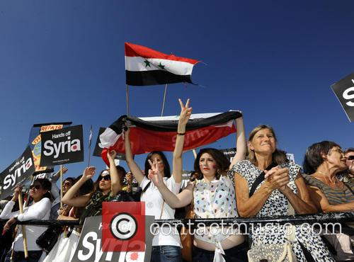 Syria and Protesters 3