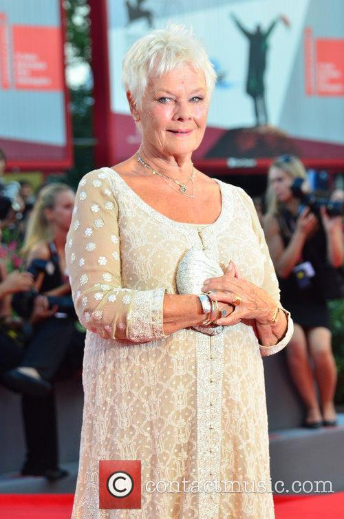 Dame Judi Dench Venice Film Festival