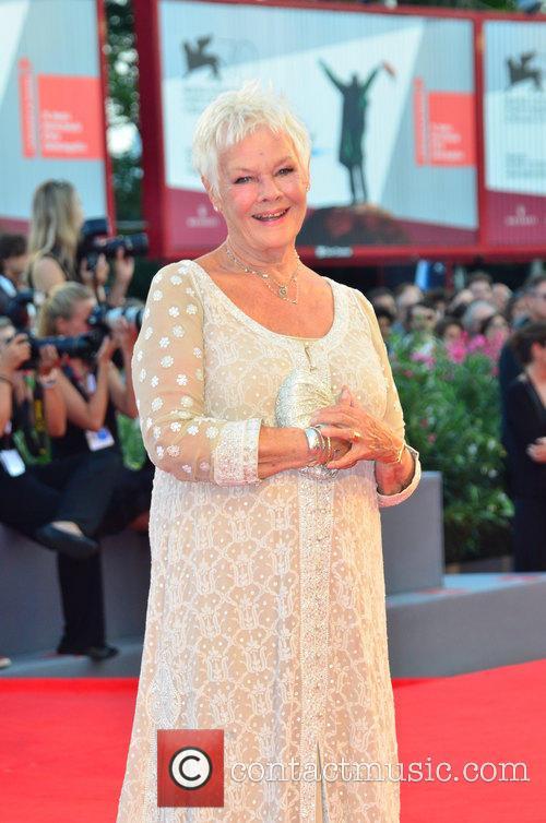 Judy Dench 7