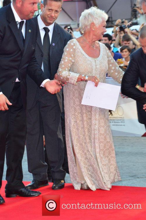 dame judy dench 70th venice film festival 3843437