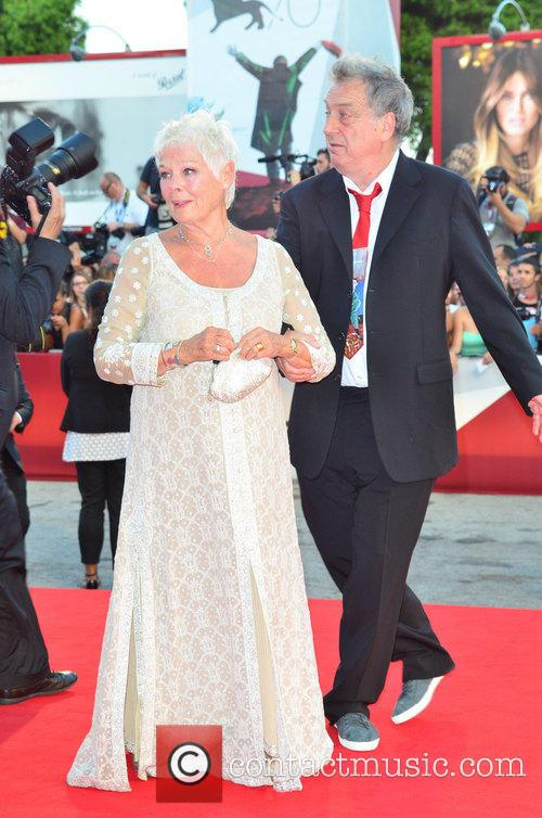 Dame Judy Dench and Stephen Frears 2