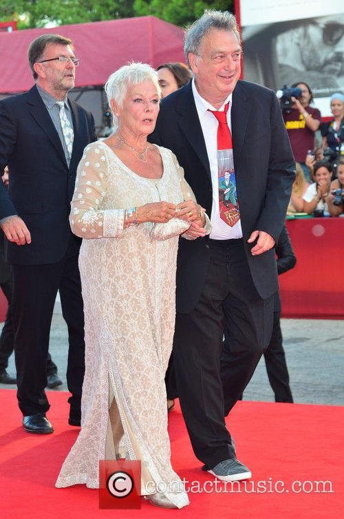 Dame Judy Dench and Stephen Frears