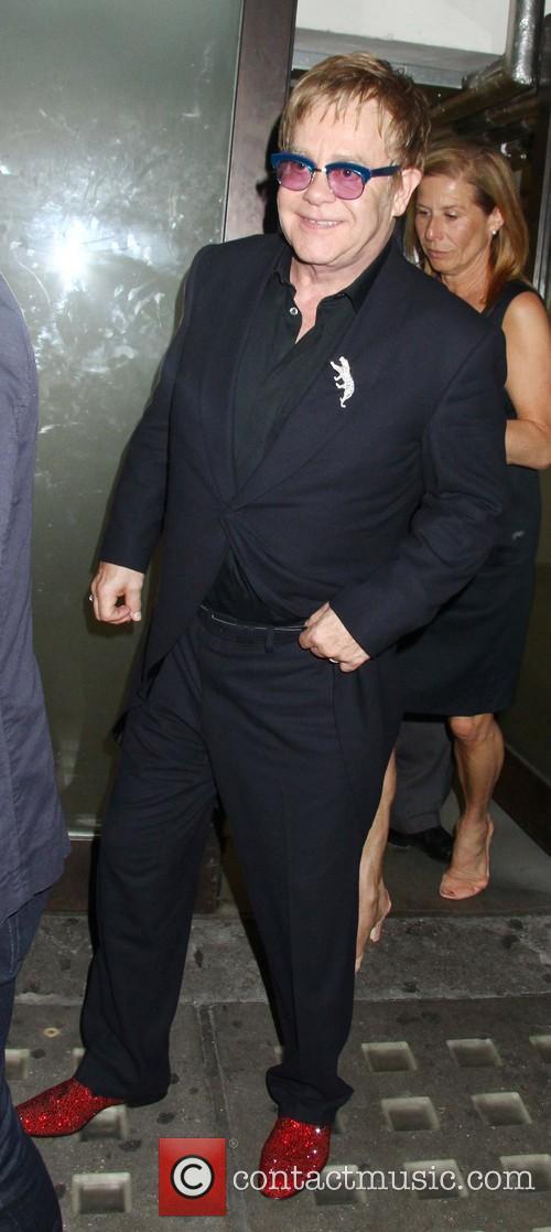 Brits Icon Awards honouring Sir Elton John