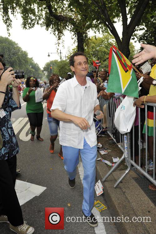 anthony weiner 46th west indian day parade 3846329