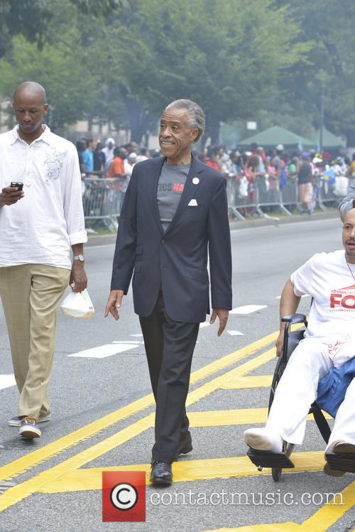 Reverend Al Sharpton 1