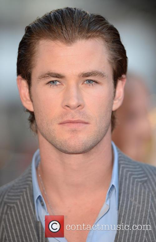 Chris Hemsworth, Leicester Square, Odeon Leicester Square