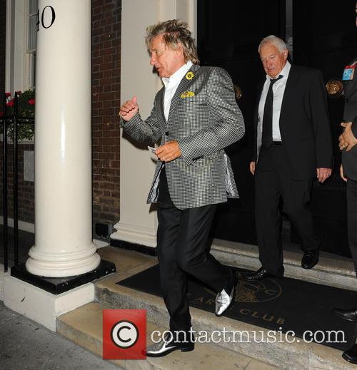 Rod Stewart and Guest 5