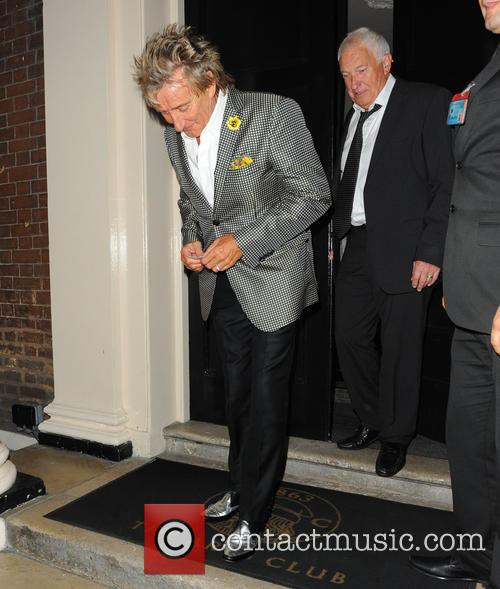 Rod Stewart and Guest 9