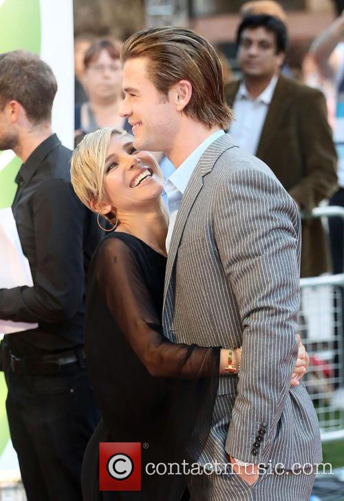 Elsa Pataky and Chris Hemsworth 1