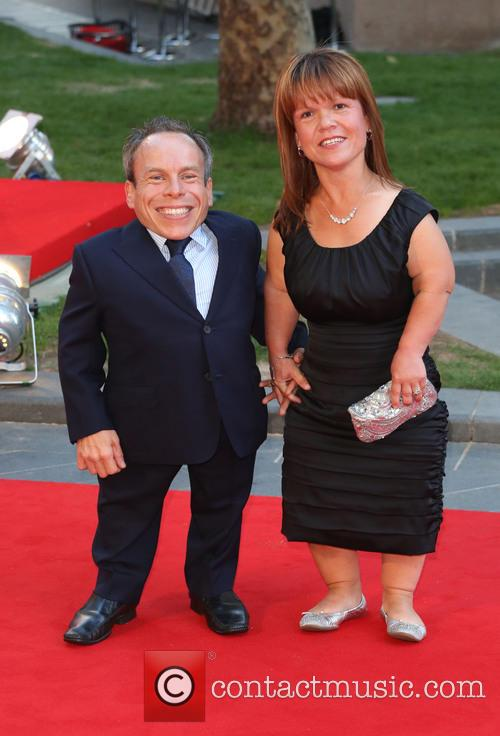 Warwick Davis and Samantha Davis 3
