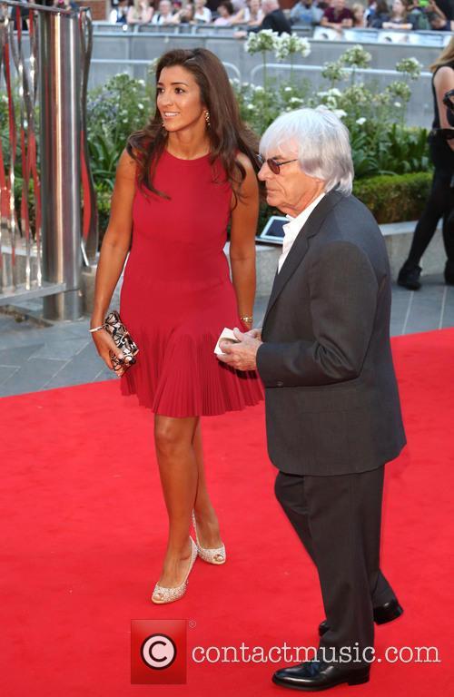 Bernie Ecclestone and Fabiana Flosi 6