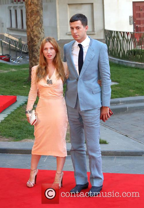 Josephine De La Baume and Mark Ronson 5