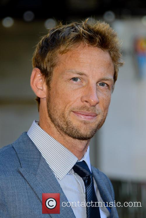 Jenson Button 8