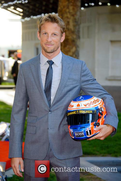Jenson Button 9