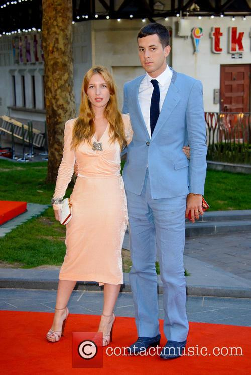 Josephine De La Baume and Mark Ronson 10