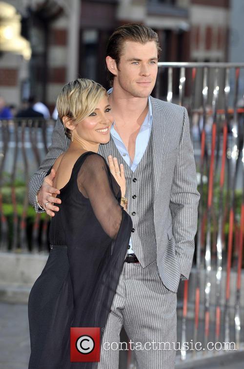 Chris Hemsworth and Elsa Pataky 5