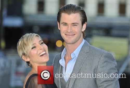 Chris Hemsworth and Elsa Pataky 11