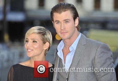 Chris Hemsworth and Elsa Pataky 13