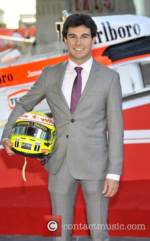 Sergio Perez 4