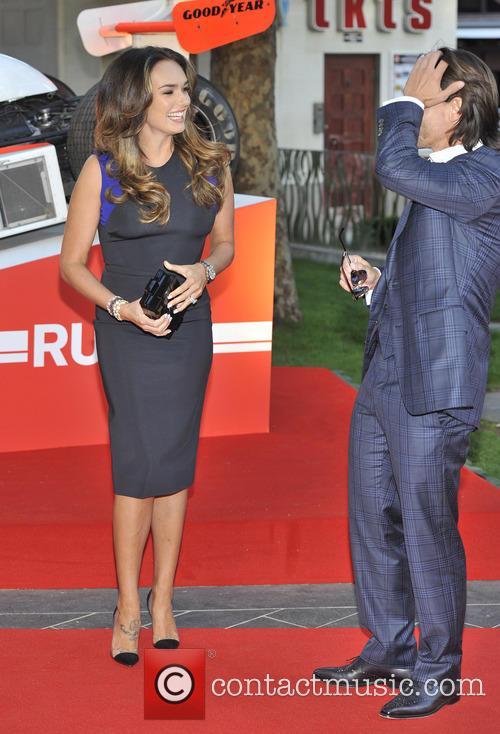 Tamara Ecclestone and Jay Rutland 6