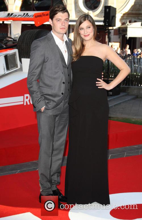 Alexandra Maria Lara and Sam Riley 4