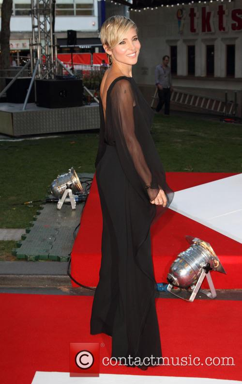 Elsa Pataky, Odeon Leicester Square