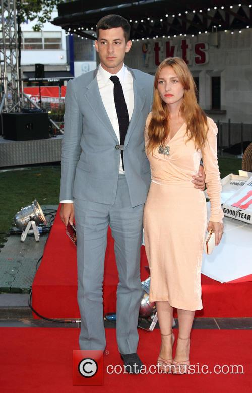 Mark Ronson and Josephine De La Baume 3