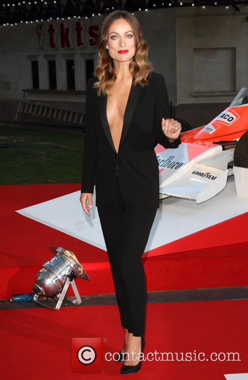 Olivia Wilde, Odeon Leicester Square