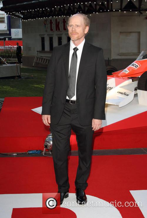 Ron Howard, Odeon Leicester Square