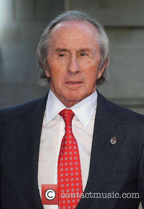 Jackie Stewart, Odeon Leicester Square