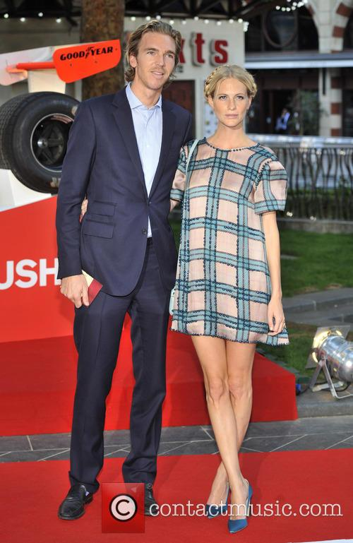 Poppy Delevingne and Guest 2