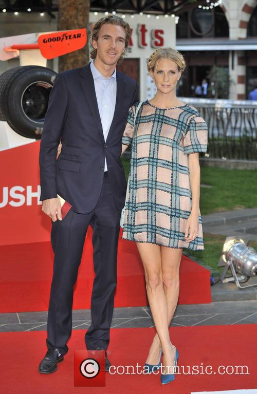 Poppy Delevingne and Guest 4