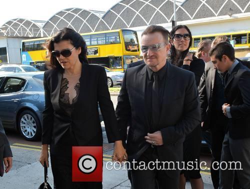 Ali Hewson, Bono and Morleigh Steinberg 2