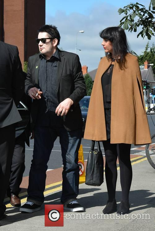 Shane Macgowan and Victoria Mary Clarke 4